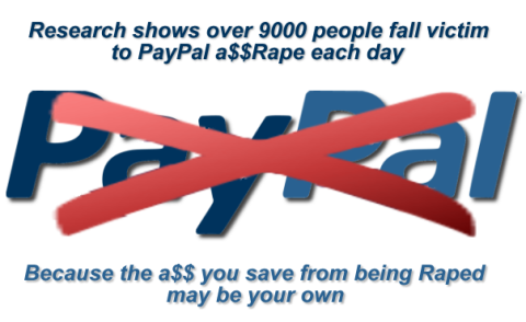 no_paypal_arape_flyer_480 paypal malware awareness meme & infographic operation cappnonymous