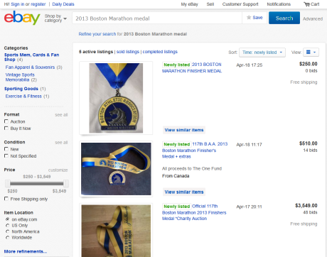 2013 Boston Marathon medal_ebay_eBay_newly_listed_20130418_460