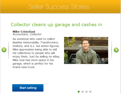 Ebay How To Sell Success Stories Cappnonymous