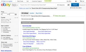 David Ortiz 2013 Championship Beard Ball_title+description_zero_results_21112013