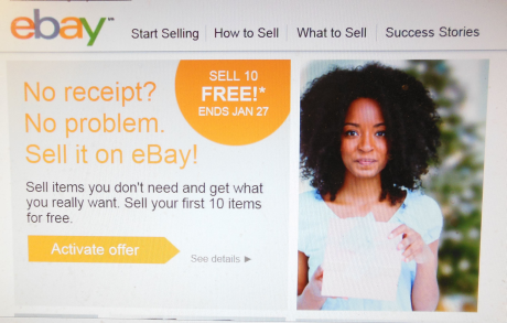 ebay's latest promo defies common sense and ebay's own policies